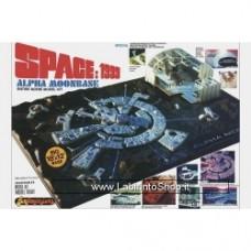 MPC Model Kits [MPC] Space 1999 Moon Base Alpha Plastic Model Kit